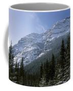 Snow Capped Mountain Coffee Mug
