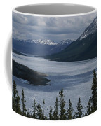 Snow-capped Moutains Rise Coffee Mug
