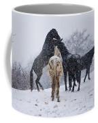 Snow Day I Coffee Mug by Betsy Knapp