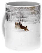 Snow Day Play Coffee Mug