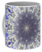 Snow Flake Crystal Coffee Mug