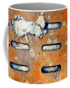 Snow On Ground Coffee Mug