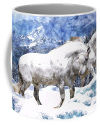 Snow Play Coffee Mug
