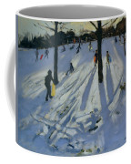 Snow Rykneld Park Derby Coffee Mug