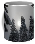 Snow Sun Coffee Mug