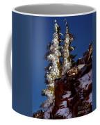 Snow Tipped Trees  Coffee Mug