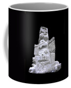 Snow Totem Pole Coffee Mug