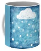 Snow Winter Coffee Mug
