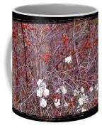 Snowberries And Rosehips Coffee Mug