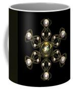 Snowflake Jewel Coffee Mug