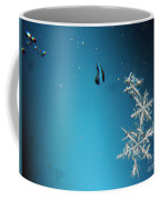 Snowflakes On My Window Coffee Mug