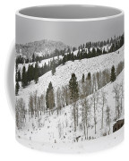 Snowy Wilderness Coffee Mug