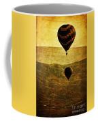 Soaring Heights Coffee Mug by Andrew Paranavitana