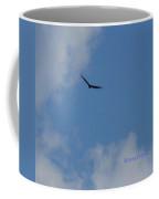 Soaring The Blue Skies Coffee Mug