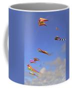 Soaring With The Clouds Coffee Mug