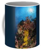 Soft Coral And Sea Fan, Fiji Coffee Mug