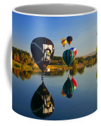 Soft Landings Coffee Mug by Mike  Dawson