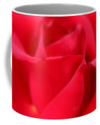 Soft Red Rose Coffee Mug