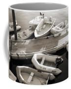 Softly Floating Coffee Mug