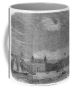 Solar Eclipse, 1858 Coffee Mug