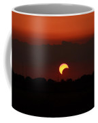 Solar Eclipse 2012 Coffee Mug by Linda Unger