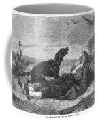 Soldier & Dog Coffee Mug