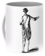 Soldier, 18th Century Coffee Mug
