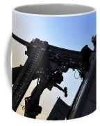 Soldier Mans The .50 Caliber Machine Coffee Mug