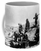 Soldiers And Scouts Coffee Mug