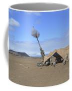 Soldiers Execute A High Angle Fire Coffee Mug