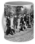 Soldiers March Coffee Mug