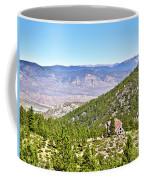 Solitude With A View - Carson City Nevada Coffee Mug