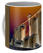Soloized Grain Bins Coffee Mug