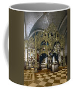 Solovetsky Monastery On The Kola Peninsula - Russa - Ca 1900 Coffee Mug
