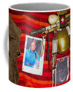Some Of Colettes Friends In The Winter When It Is Cold Ouside Coffee Mug