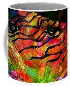 Someone In A Hat Coffee Mug