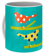 Song Birds Coffee Mug