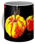 Sonic Pumpkins Coffee Mug