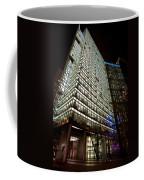 Sony Center At Night Coffee Mug