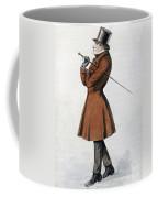 Soren Kierkegaard Coffee Mug