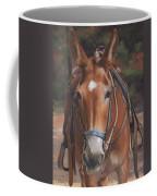 Sorrel Mule Coffee Mug