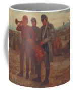 Sounding Reveille Coffee Mug