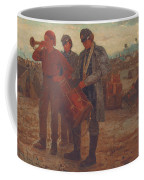 Sounding Reveille Coffee Mug
