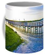 Soundside Park Surf City Coffee Mug