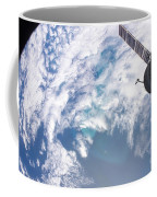 South Atlantic Plankton Bloom Coffee Mug