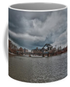 South Buffalo Rail Bridge Coffee Mug