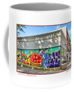 South Haven Storefronts Coffee Mug