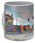 South Main Street Memphis Coffee Mug