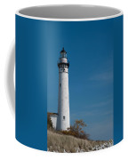 South Manitou Island Lighthouse Coffee Mug