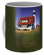 South Portland Lighthouse Coffee Mug